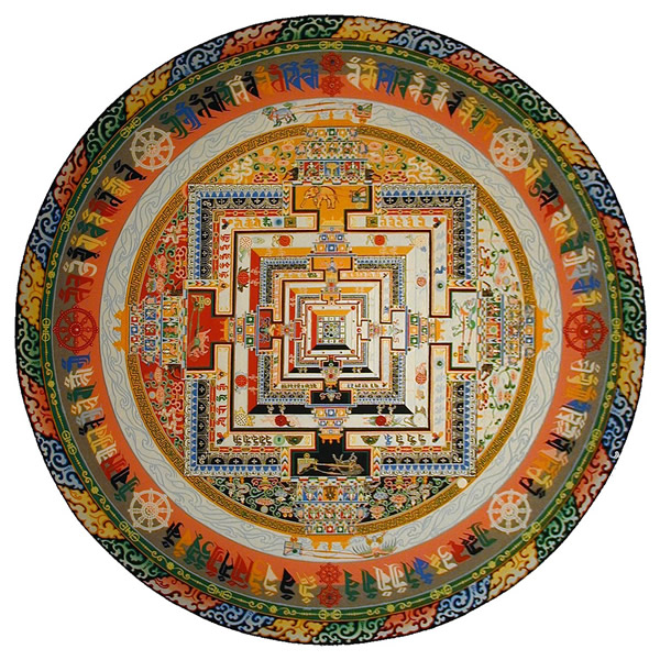HIMALAYAS - Sacred Voices of Kalachakra